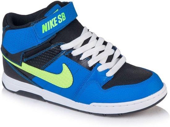 premium selection 1f8f0 d5e2e Nike SB Mogan Mid 2 JR - Sneakers - Kinderen - Maat 38.5 - blauw