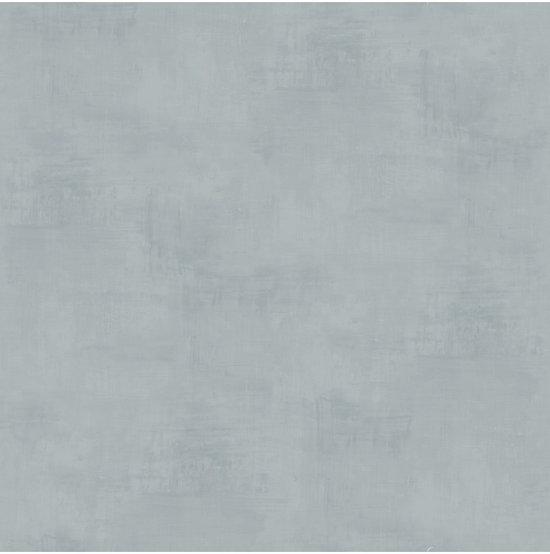 Zeer bol.com | Kalk uni blauw behang (vliesbehang, blauw) AJ87