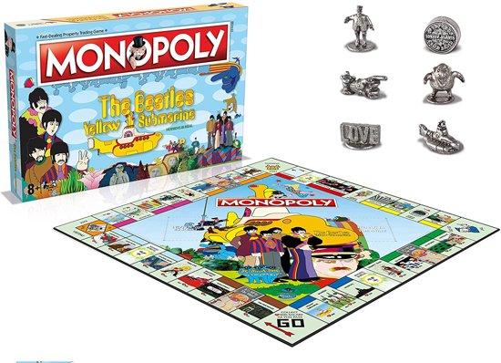Monopoly - The Beatles Yellow Submarine 50th Anniversary