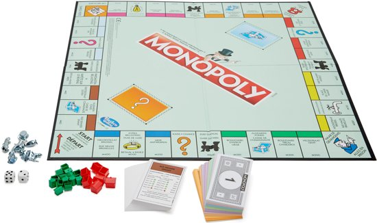 Monopoly Classic België - Bordspel