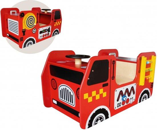 I'm Toy Activiteiten Brandweerwagen Speeltoestel