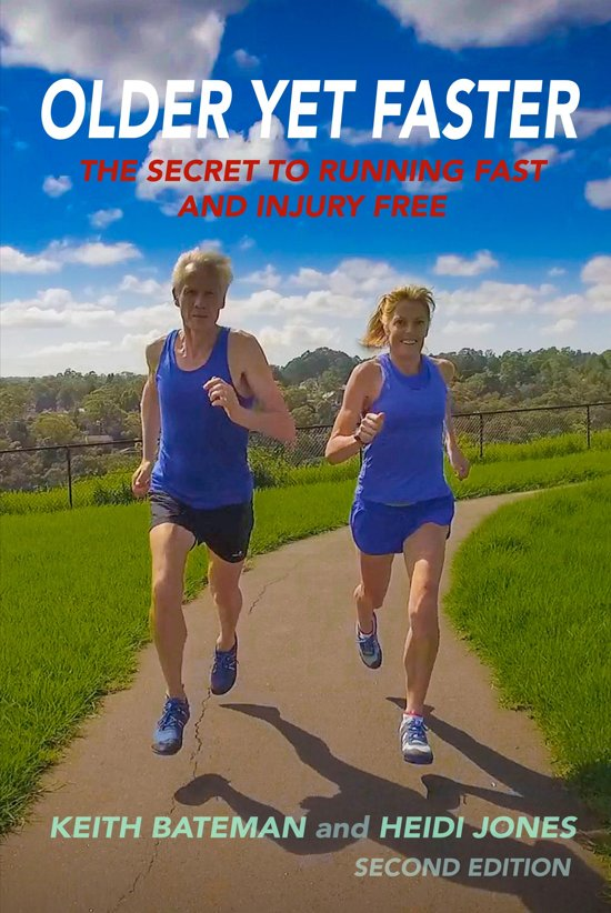 Older Yet Faster: The Secret to Running Fast and Injury Free