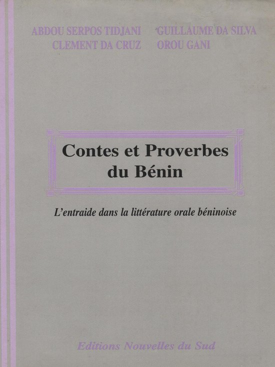 bol.com | Contes et proverbes du Bénin (ebook), Guillaume Da Silva ...