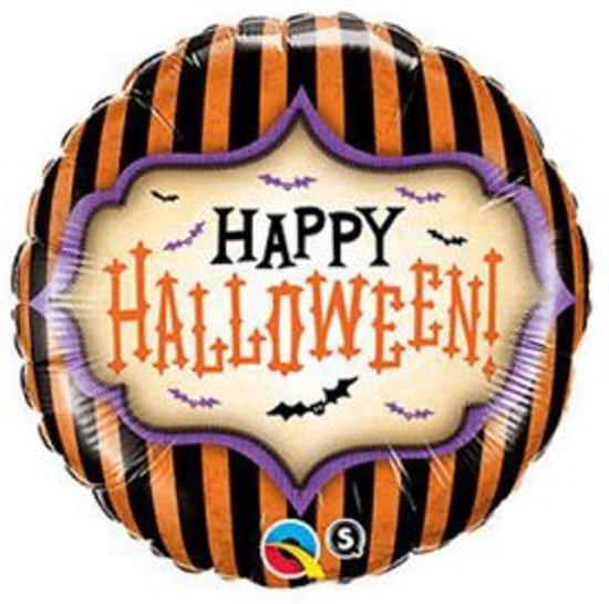 Folie Happy Halloween bats