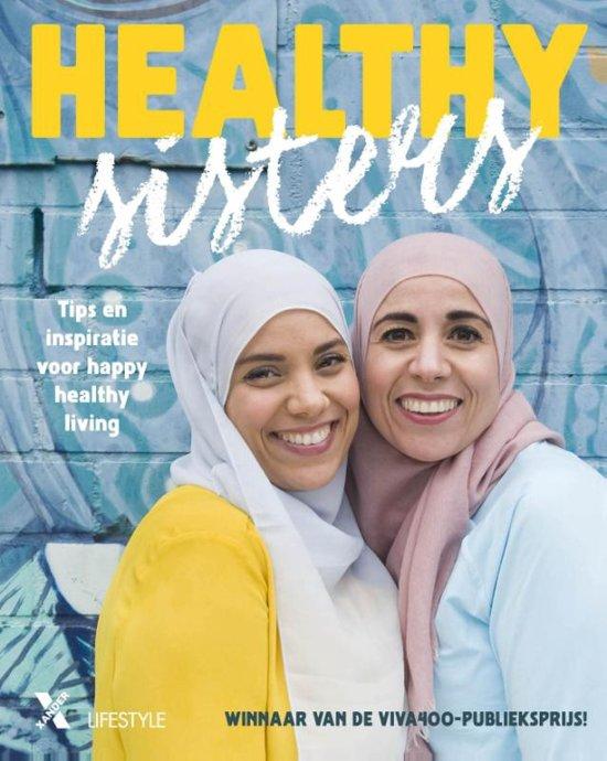 Boek cover Healthy Sisters van Rachida Kharbouch (Hardcover)