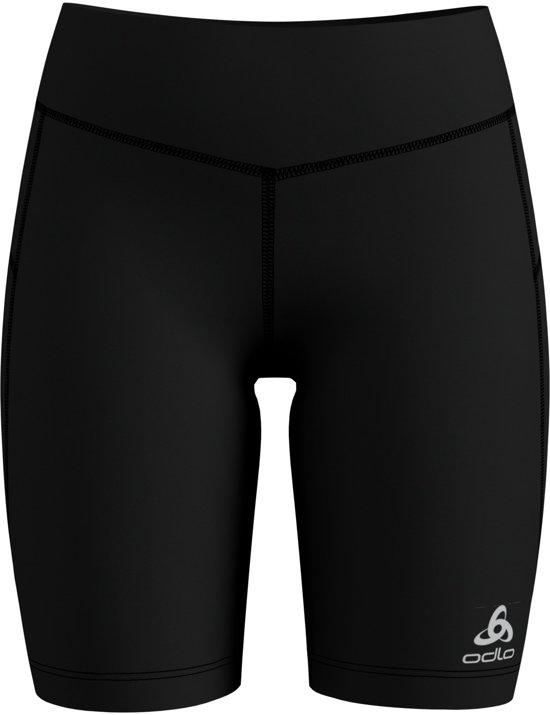 Short DamesBlack Sportbroek Bl Bottom Odlo Smoothsoft EdoxeBWQrC