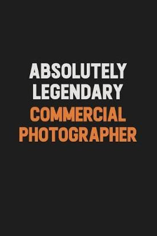 Absolutely Legendary Commercial Photographer