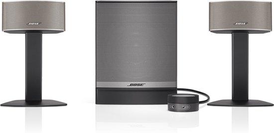 Bose Companion 50 - 2.1 speakerset - Donker grijs voor €284,50