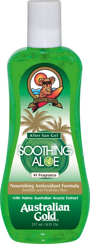 Australian Gold Soothing Aloe - 237 ml - Aftersun