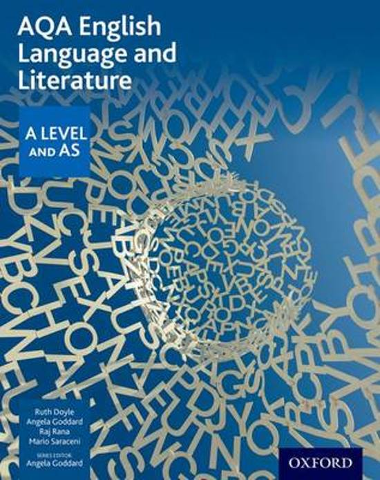 aqa english literature coursework a level Aqa a level english literature a: student the 2015 aqa as and a level english literature a for the a level and as exams and coursework.