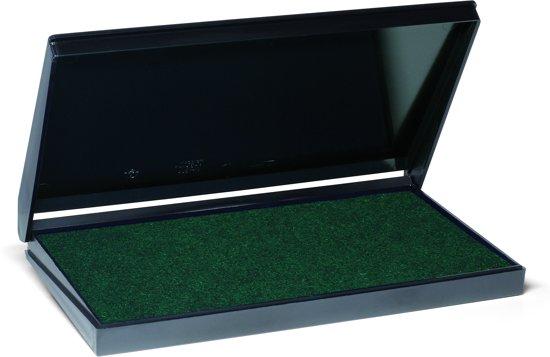 Trodat stempel inktkussen 9053   160x90mm   groen