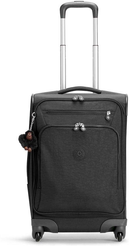 Kipling Youri Spin 55 Handbagagekoffer - 55 cm - True Black