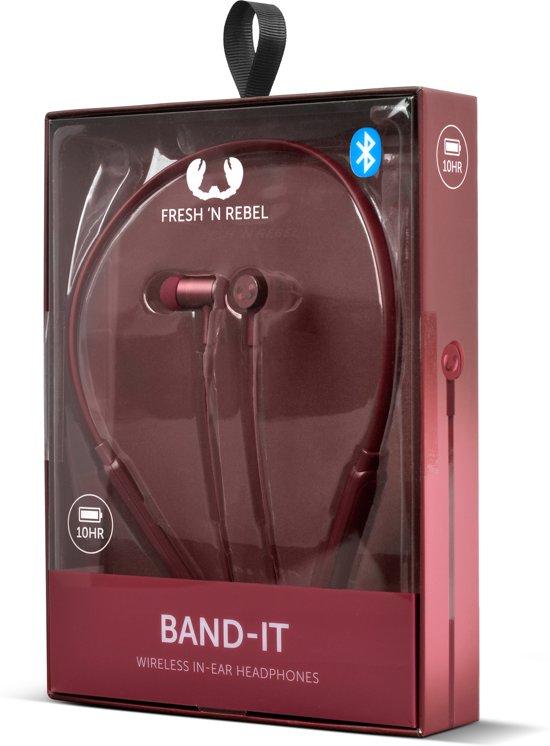 Fresh 'n Rebel Band-It Wireless Oordopjes
