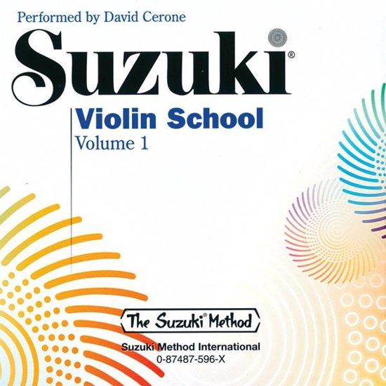 Suzuki Violin School 1 CD