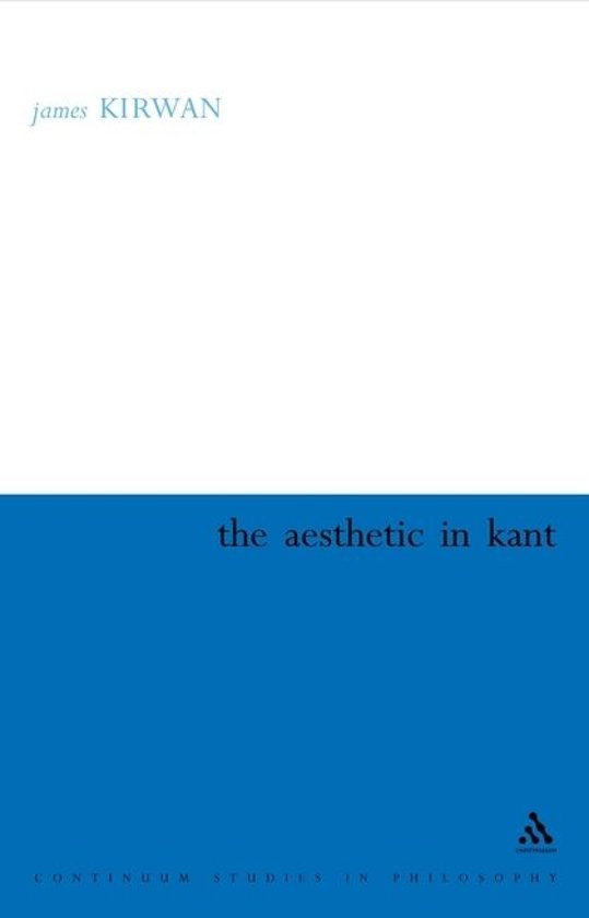 an analysis of the topic of the kantian aesthetics and philosophy