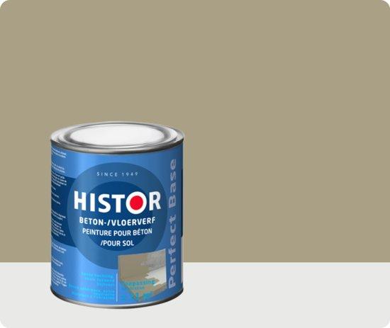 Histor Perfect Base Beton- en Vloerverf 0,75 liter - Toepassing