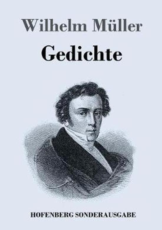 Bolcom Gedichte Wilhelm Müller 9783743729841 Boeken