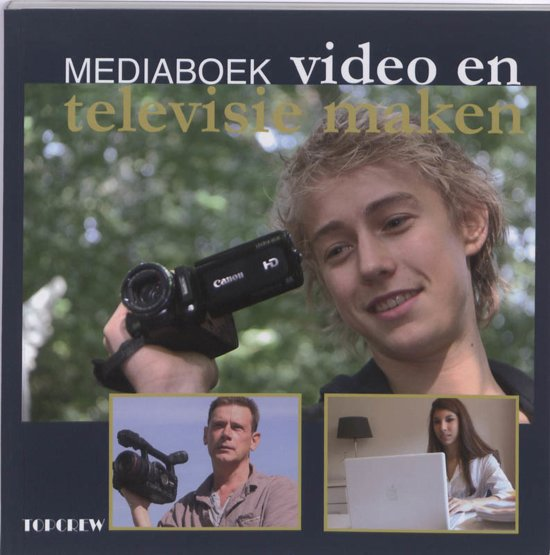 Mediaboek video en televisie maken