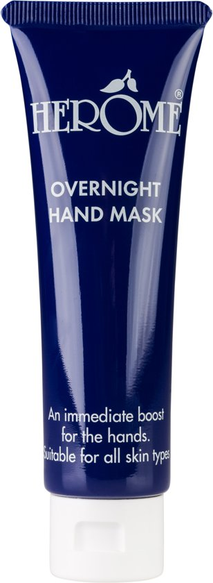 Herôme Overnight Hand Mask - 40 ml - hand mask