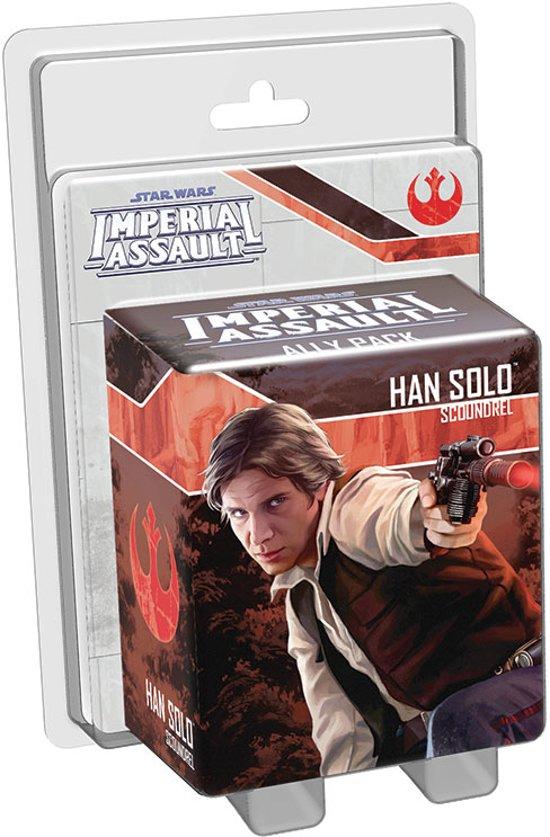 Afbeelding van het spel Star Wars: Imperial Assault - Han Solo Alley Pack