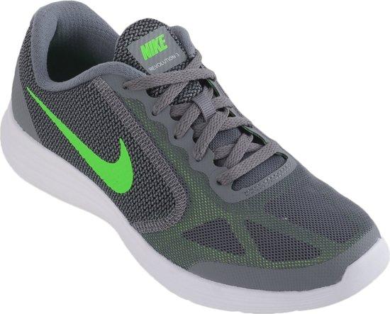 Nike Révolution 4 Chaussures De Sport (gs) - Taille 38,5 - Unisexe - Bleu / Gris
