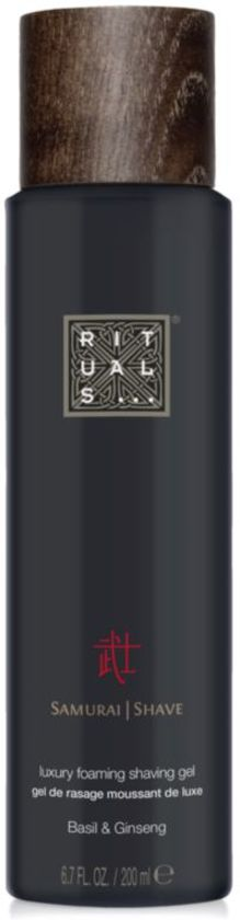 RITUALS The Ritual of Samurai Shave Scheergel - 200ml