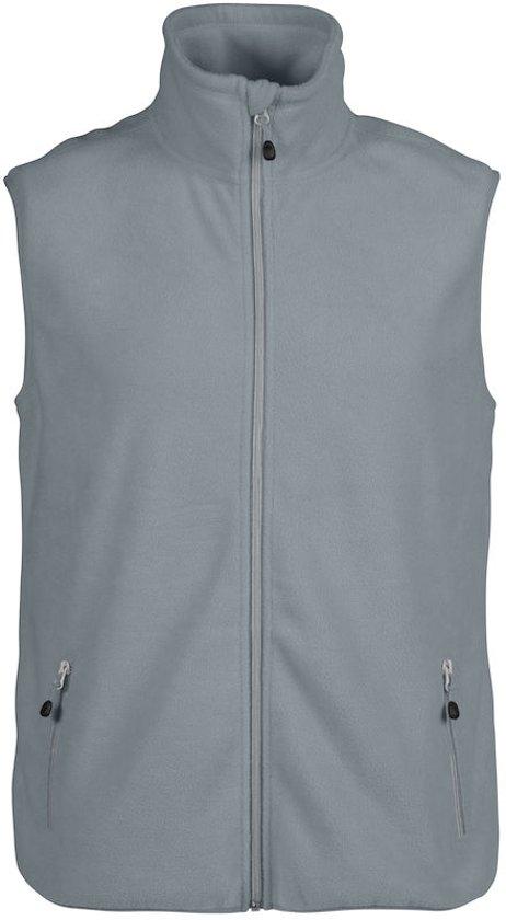 Printer Fleece 4xl Sideflip Vest Metalgrey zSVqMUp