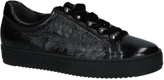 Gabor Gabor Zwarte Optifit Sneakers Optifit rYv8wr
