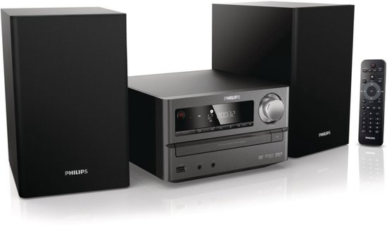 Philips MCD2010 - Microset met dvd-speler