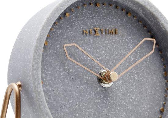 NeXtime Cross Table Tafelklok à 17,5 cm