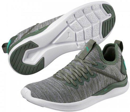Maat Groen Puma 38 Flash Dames 5 Evoknit Ignite Sneakers fwpqTU