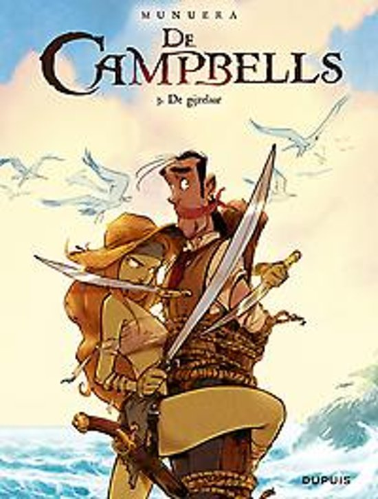 De Campbells 03. De gijzelaar