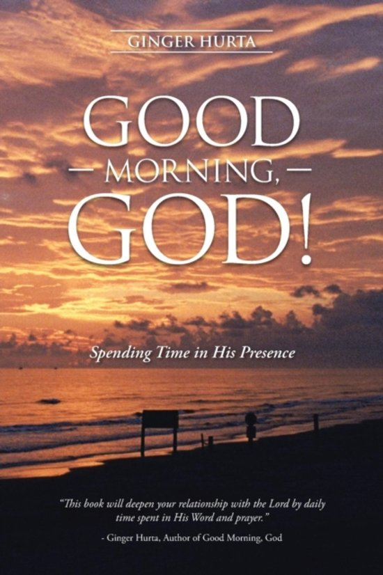 Bolcom Good Morning God Ginger Hurta 9781512713589 Boeken
