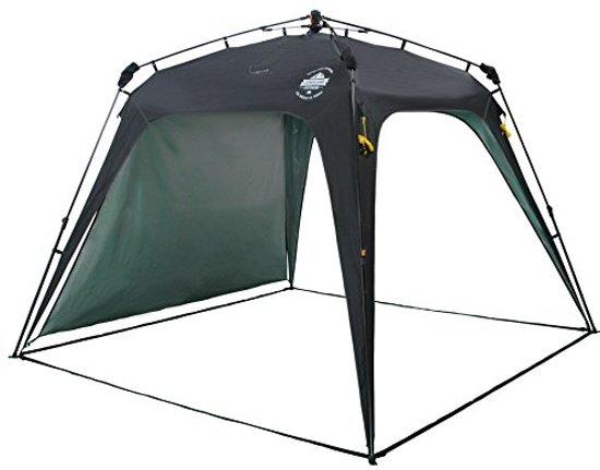 Lumaland - Paviljoen tent - Party tent - Quick Up System - 250 x 250 x 190 cm - Zwart