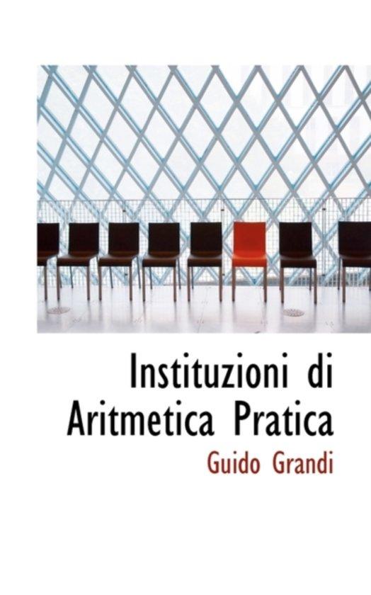 Instituzioni Di Aritmetica Pratica