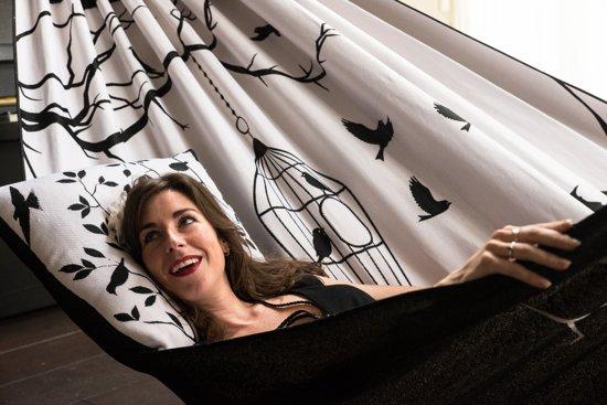 Hangmat - Fine Art - Double Bird - Luilak