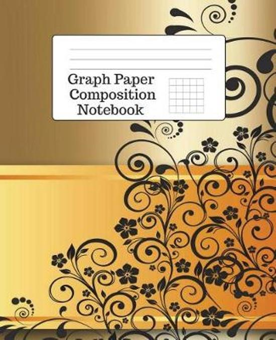 Graph Paper Composition Notebook