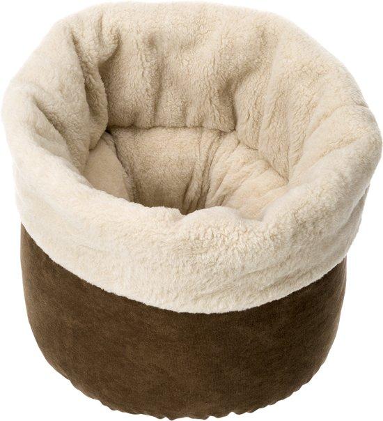 POUF - Heerlijk kattenhol van Ferplast - Ø 45 cm
