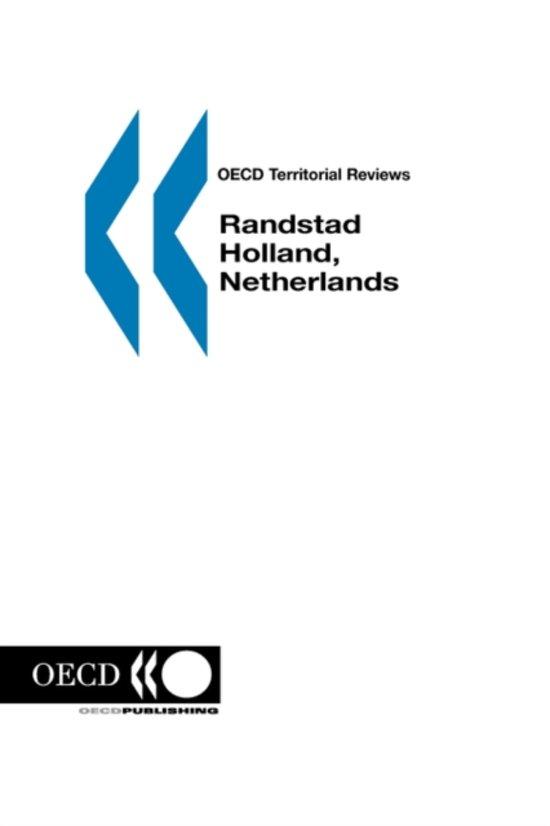 OECD Territorial Reviews Randstad Holland, Netherlands