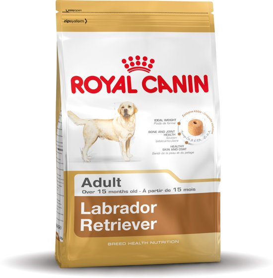 Royal Canin Labrador Retriever Adult - Hondenvoer - 3 kg