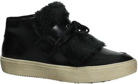2d86804cdd7 Hoge Zwarte Tamaris Zwarte Sneakers Hoge RZazSqZ