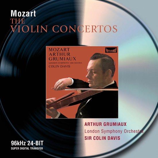 Violin Concertos Etc