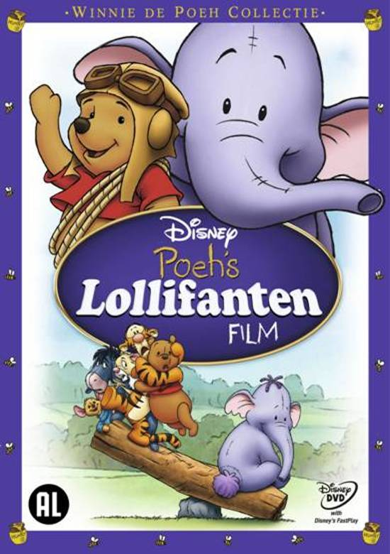 Bol Com Poeh S Lollifanten Film Dvd Dvd S