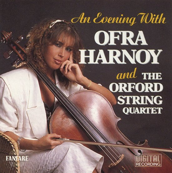 An evening with ofra harnoy and the oxford string quartet