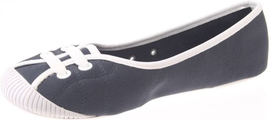 Lacoste Similee Mj Ballerines Bleu Taille Perf Blanc 41 Femmes rTSzqneW