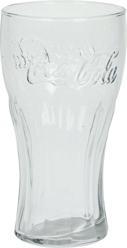 Luminarc Coca Cola Longdrinkglas - 27 cl - 3 stuks Valentinaa