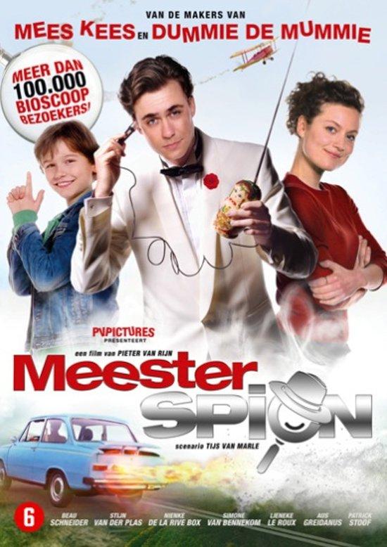 MEESTERSPION (DVD)NL