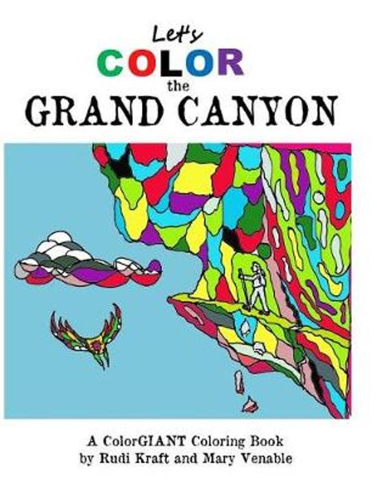 Let's Color the Grand Canyon
