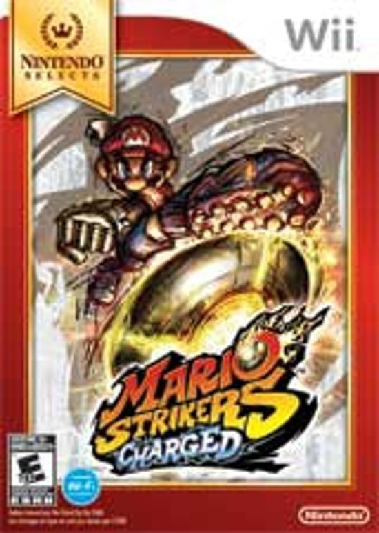 Mario Strikers: Charged Football - Nintendo Selects kopen
