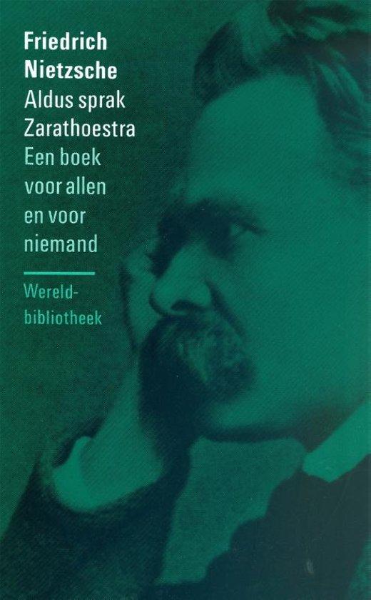 Wereldbibliotheek - Aldus sprak Zarathoestra